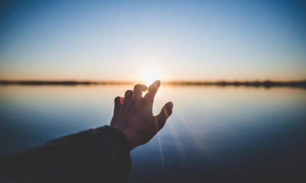 Finding Hope: Opening the eyes of our heart